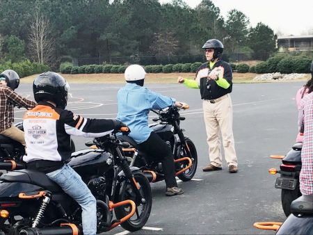 Learn To Ride Great South Harley Davidson