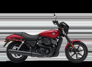 Harley-Davidson Street<sup>®</sup> 750 - 2016 Motocykly