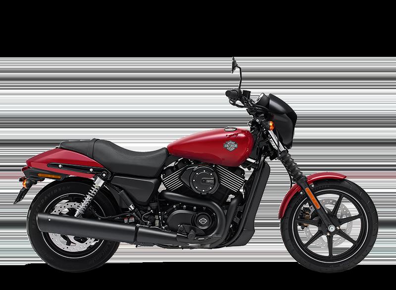 Harley-Davidson Street<sup>®</sup> 750