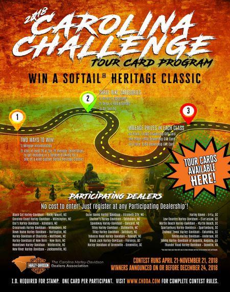 2018 Carolina Challenge