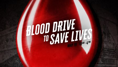 Blood Drive to Save Lives!