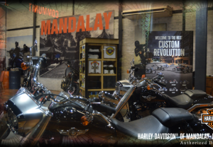 Harley-Davidson® Of Mandalay, Myanmar.