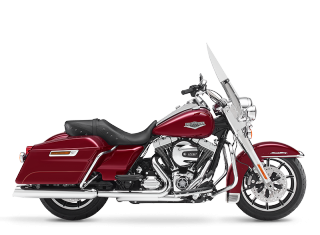 Road King<sup>®</sup> - 2016 Motorcycles