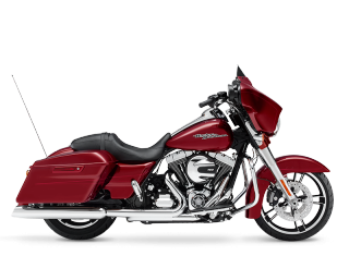 Street Glide<sup>®</sup> Special - 2016 Motorcycles