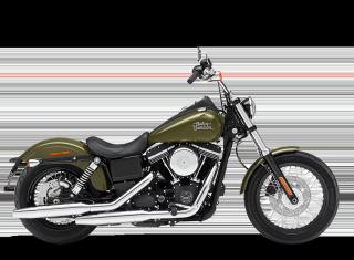 Street Bob<sup>®</sup> - 2016 motorsykler