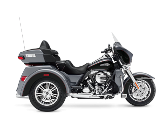 Tri Glide<sup>™ </sup> Ultra - 2016年モデル