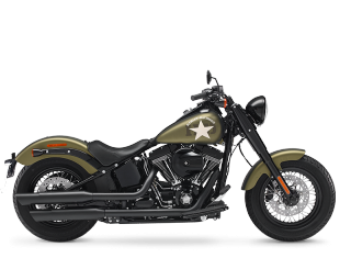 Softail Slim<sup>®</sup> S - 2016年モデル