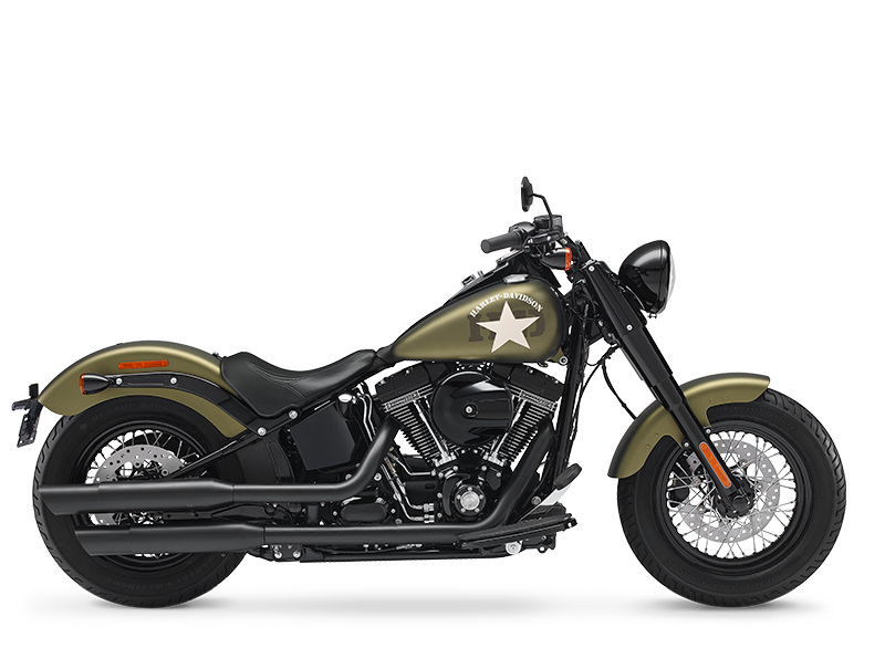 Softail Slim<sup>®</sup> S