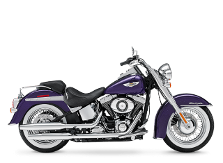 Softail<sup>®</sup> Deluxe - 2014 Motorcycles