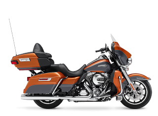Electra Glide<sup>®</sup> Ultra Classic<sup>®</sup> Low - 2015 Motorcycles