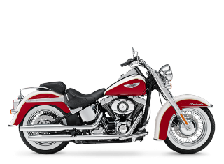 Softail® Deluxe - 2013 Motorcycles