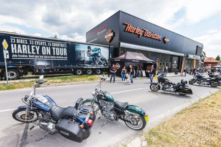 HARLEY ON TOUR 2019