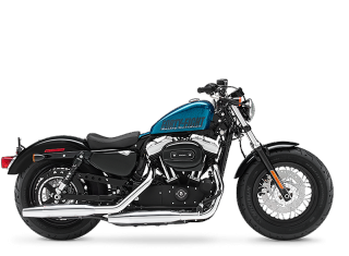 Forty-Eight<sup>®</sup> - 2015 Motorcycles