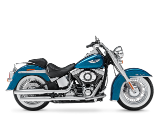Softail<sup>®</sup> Deluxe - 2015 Motorcycles