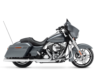 Street Glide<sup>®</sup> - 2015 Motorcycles