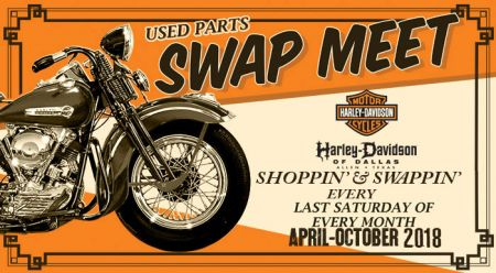 Shoppin' N Swappin' Swap Meet!