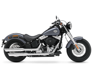 Softail Slim<sup>®</sup> - 2014 Motorcycles