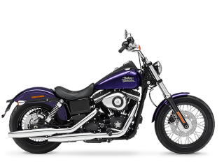 Street Bob<sup>®</sup> - 2014 Motorcycles