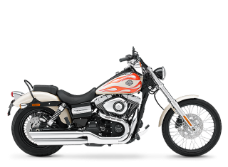 Wide Glide<sup>®</sup> - 2014 Motorcycles