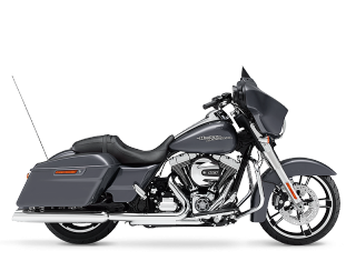 Street Glide<sup>®</sup> - 2014 Motorcycles