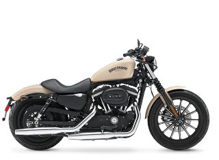 Iron 883<sup>™</sup> - 2014 Motorcycles