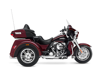 Tri Glide<sup>®</sup> Ultra - 2014 Motorcycles