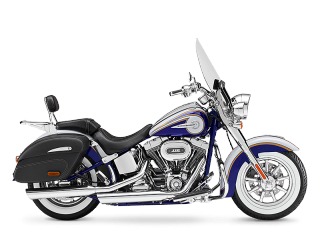 CVO<sup>™</sup> Softail Deluxe<sup>®</sup> - 2014 Motorcycles