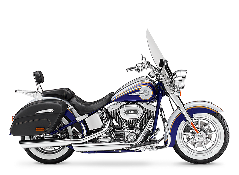 CVO<sup>™</sup> Softail Deluxe<sup>®</sup>