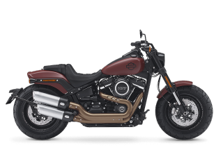 Fat Bob<sup>®</sup> - MOTOCYKLE NA ROK 2018