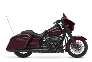 Street Glide<sup>®</sup> Special - 2018 Motorcycles