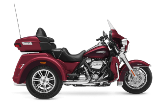 Tri Glide<sup>®</sup> Ultra - 2018 Motocykly