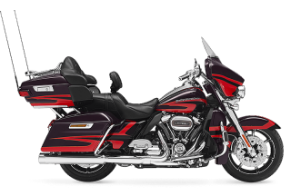 CVO<sup>™</sup> Limited - Motocykle 2017