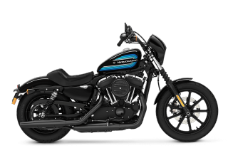 Iron 1200<sup>™</sup> - 2018 Motorcycles