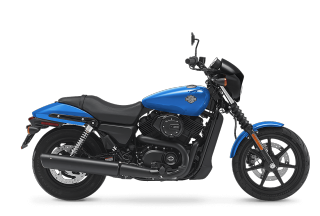 Harley-Davidson Street<sup>®</sup> 500 - 2018 Motorcycles