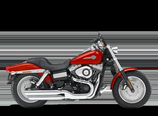 Fat Bob<sup>®</sup> - 2013 Motorcycles