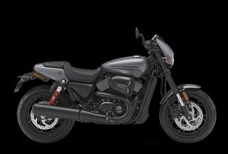 Street Rod<sup>™</sup> - 2017 Motocykly