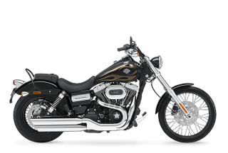 FXDWG Wide Glide<sup><sup>®</sup></sup> - 2017 Motorcycles