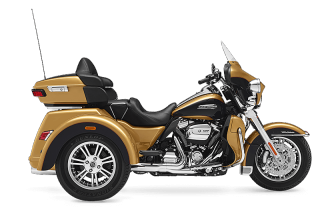Tri Glide<sup>®</sup> Ultra - 2017 Motorcycles