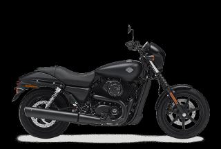 Harley-Davidson Street<sup>®</sup> 500 - 2017 Motorcycles