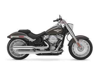 Fat Boy<sup>®</sup> - 2018 Motorcycles