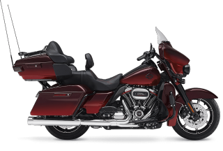 CVO<sup>™</sup> Limited - 2018 Motorcycles