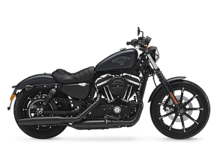 Iron 883<sup>™</sup> - 2017 Motorcycles