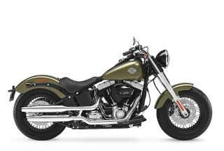 Softail Slim<sup>®</sup> - Мотоциклы 2017