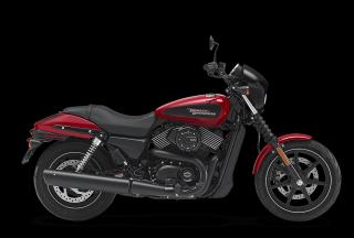 Harley-Davidson Street<sup>®</sup> 750 - 2018 Motorcycles