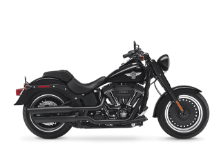 Fat Boy<sup>®</sup> Special - 2017 Motorcycles