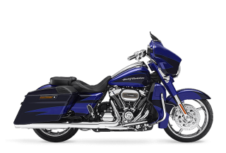 FLHXSE CVO™ Street Glide<sup><sup>®</sup></sup> - 2017 Motorcycles