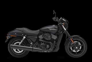 Harley-Davidson Street<sup>®</sup> 750 - 2017 Motosikletləri