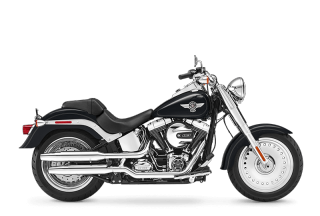 Fat Boy<sup>®</sup> - 2017 Motorcycles