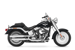 FLSTF Fat Boy<sup><sup>®</sup></sup> - 2017 Motorcycles