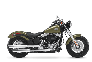 Softail Slim<sup>®</sup> - 2017 Motorcycles